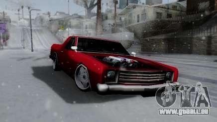 Picador V8 Picadas pour GTA San Andreas