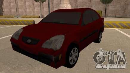 KIA RIO II für GTA San Andreas