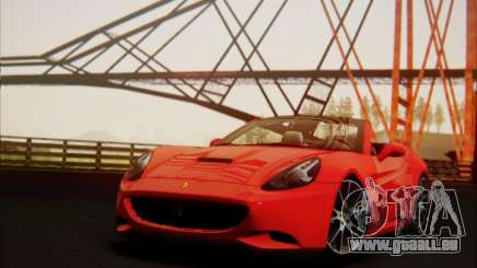 Ferrari California 2009 pour GTA San Andreas