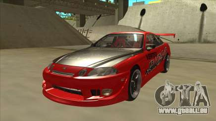 Toyota Soarer JZZ30 Vertex Ridge pour GTA San Andreas