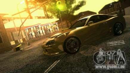 Toyota Supra TRD pour GTA Vice City