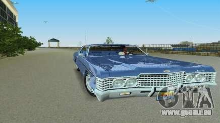 Mercury Monterey 1972 pour GTA Vice City