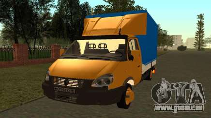 33022 Gazelle Business für GTA San Andreas