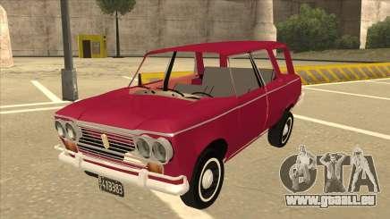 Fiat 1500 Familiar für GTA San Andreas