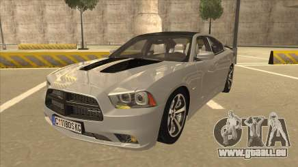 Dodge Charger RT Daytona 2011 V1.0 für GTA San Andreas