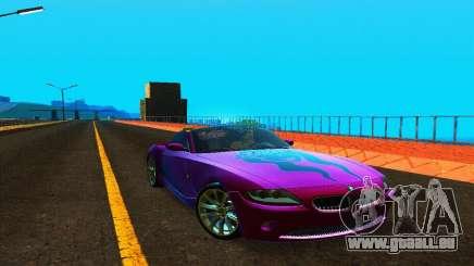 BMW Z4 2005 pour GTA San Andreas