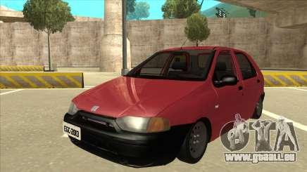 1997 Fiat Palio EDX Edit pour GTA San Andreas