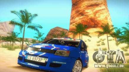 Fiat Panda Rally für GTA San Andreas