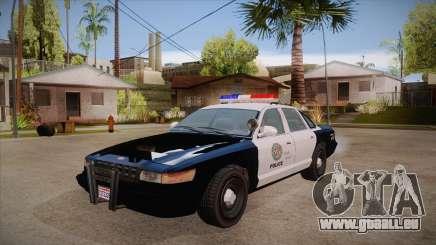 Vapid GTA V Police Car pour GTA San Andreas