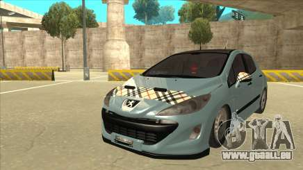 Peugeot 308 Burberry Edition für GTA San Andreas