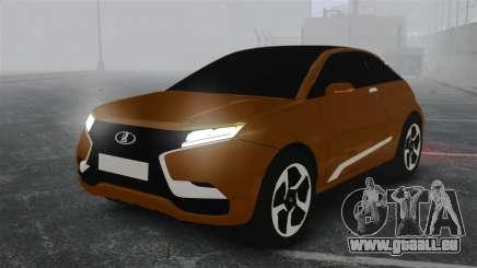 Lada XRay Concept pour GTA 4