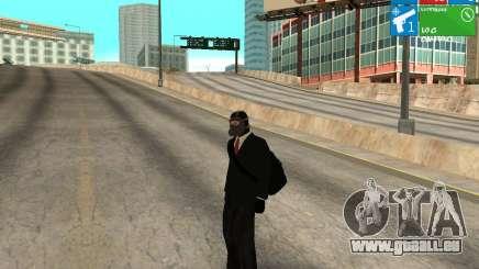 Le voleur de banque pour GTA San Andreas
