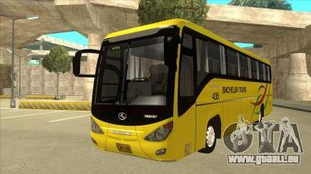 Kinglong XMQ6126Y - Bachelor Tours 435 pour GTA San Andreas