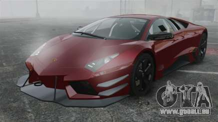 Lamborghini Reventon Body Kit Final pour GTA 4
