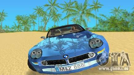BMW Z8 für GTA Vice City