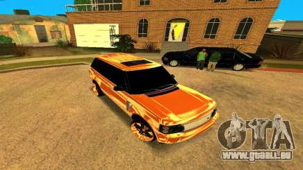 Land Rover Range Rover für GTA San Andreas