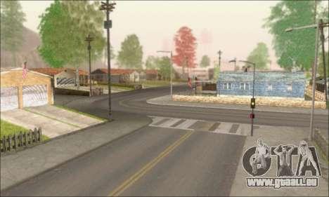 Rues vides (captures d'écran) pour GTA San Andreas troisième écran