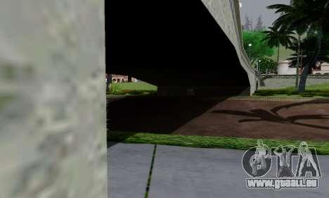 ENBSeries for low PC pour GTA San Andreas septième écran