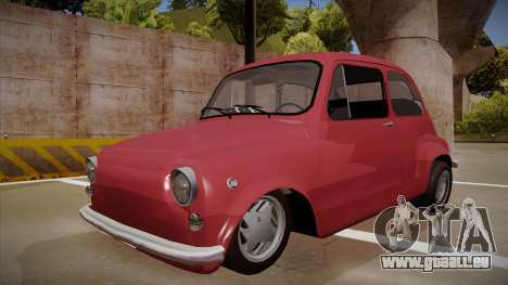 Zastava 750 pour GTA San Andreas