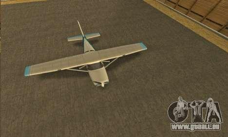 Dodo GTA V pour GTA San Andreas laissé vue
