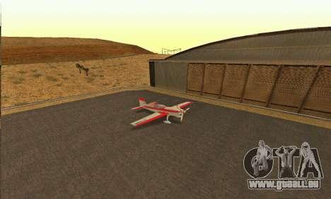 Stunt GTA V pour GTA San Andreas laissé vue
