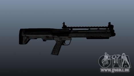 Kel-Tec KSG fusil 12 v1 pour GTA 4 troisième écran