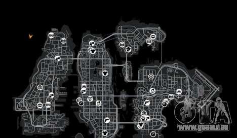 Emplacement DesertDrift ProStreetStyle pour GTA 4 neuvième écran