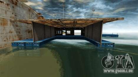 Marinestützpunkt für GTA 4 dritte Screenshot