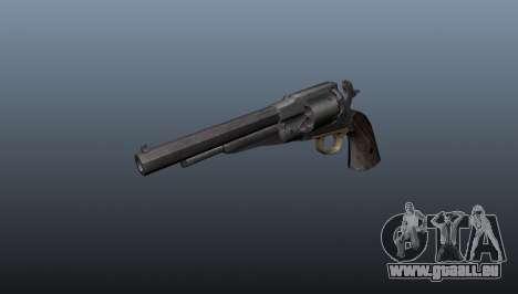 Remington revolver v2 pour GTA 4