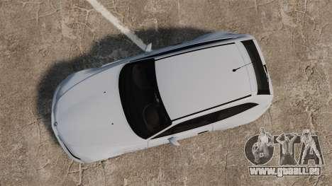 BMW Z3 Coupe 2002 pour GTA 4 est un droit