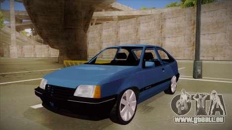 Chevrolet Kadett pour GTA San Andreas