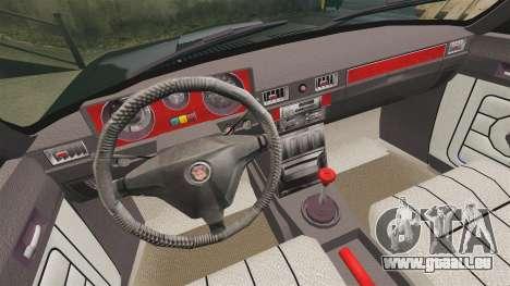 Volga gaz-2410 v1 pour GTA 4 est un côté