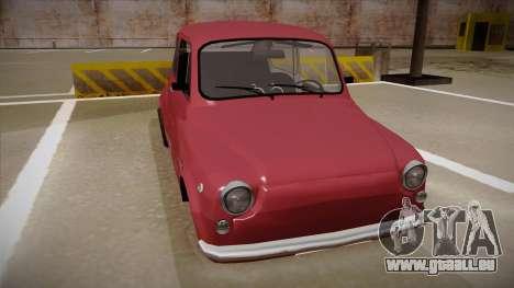 Zastava 750 für GTA San Andreas linke Ansicht