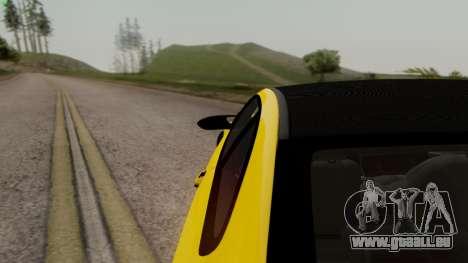 BMW M3 E92 Hamann für GTA San Andreas Seitenansicht