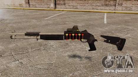 M1014 Schrotflinte v3 für GTA 4 dritte Screenshot