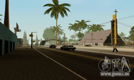 ENBSeries for low PC für GTA San Andreas zwölften Screenshot