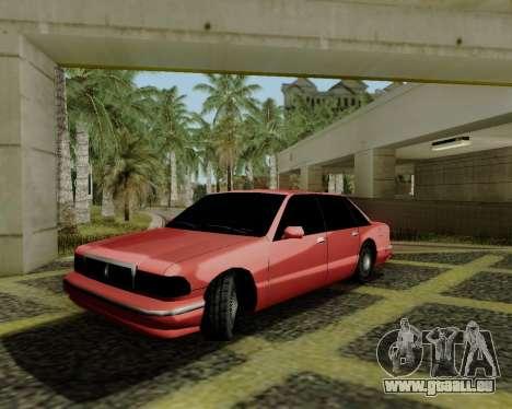 Getönten Premier für GTA San Andreas