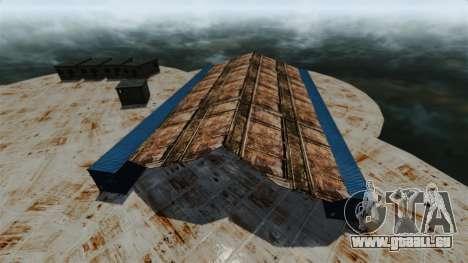 Marinestützpunkt für GTA 4 fünften Screenshot