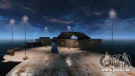 Marinestützpunkt für GTA 4 siebten Screenshot
