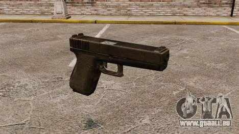 Pistolet Glock 18 pour GTA 4