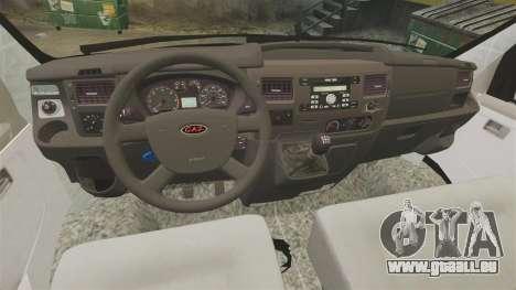 GAZ-2752 Sobol v1. 1 für GTA 4 Rückansicht