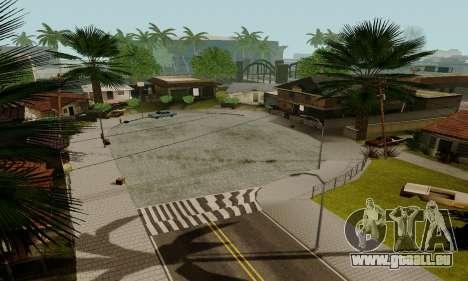 ENBSeries for low PC für GTA San Andreas elften Screenshot