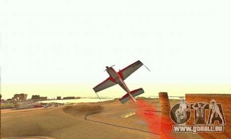 Stunt GTA V pour GTA San Andreas vue intérieure