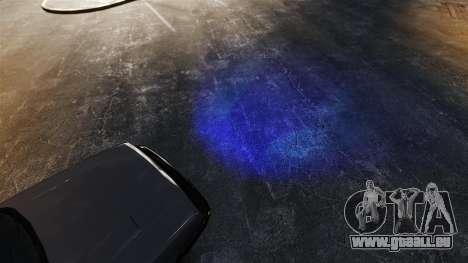 Phares bleus pour GTA 4