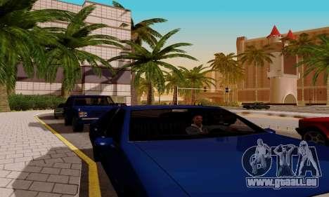 ENBSeries for low PC pour GTA San Andreas dixième écran