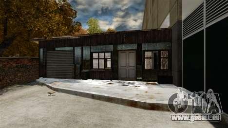 RP maison pour GTA 4 secondes d'écran