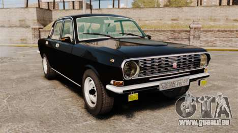 Volga gaz-2410 v1 pour GTA 4