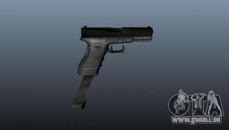 Glock 18 Akimbo MW2 v2 für GTA 4 dritte Screenshot