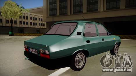 Dacia 1310 Berlina 2001 pour GTA San Andreas vue de droite
