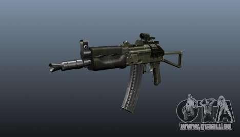 Automatique AKS74U v2 pour GTA 4